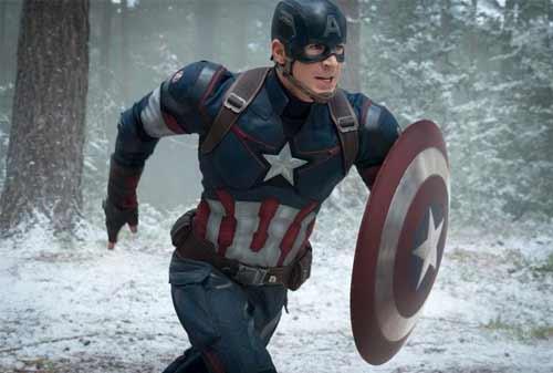 Kata kata Motivasi Superhero Marvel 02 (Captain America) - Finansialku