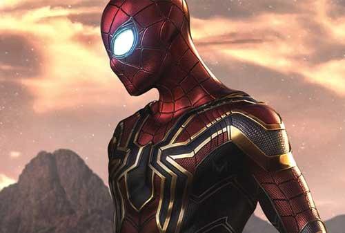 Kata kata Motivasi Superhero Marvel 09 (Spiderman) - Finansialku