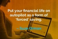 Kata-kata Motivasi Suze Orman Kehidupan Keuangan Anda - Finansialku