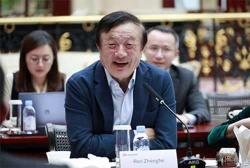 Kisah Sukses Ren Zhengfei 02 - Finansialku