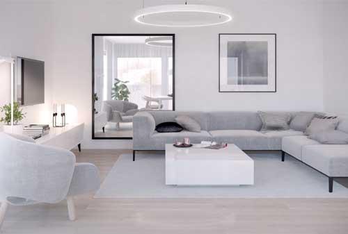 Kreatif! Ide Desain Ruang Tamu yang Bikin Tamu Nyaman di Rumahmu 02 - Finansialku
