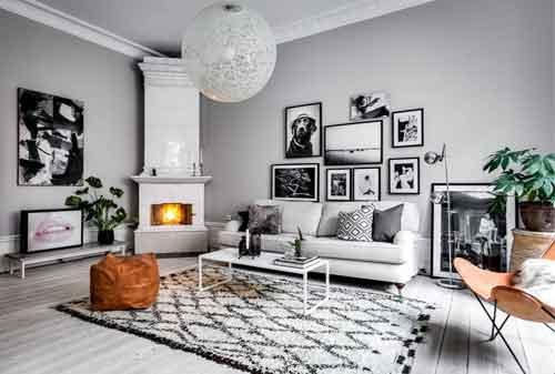 Kreatif! Ide Desain Ruang Tamu yang Bikin Tamu Nyaman di Rumahmu 05 - Finansialku