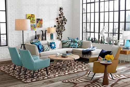 Kreatif! Ide Desain Ruang Tamu yang Bikin Tamu Nyaman di Rumahmu 07 - Finansialku