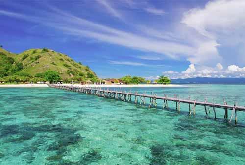 Liburan ke Labuan Bajo 04 (Pulau Kanawa) - Finansialku