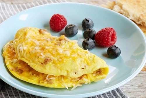 Menu Sahur 03 (Omelete Telur) - Finansialku