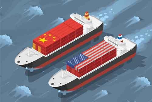 Menyimak Seberapa Besar Pengaruh Perang Dagang AS dan Tiongkok terhadap Pasar Komoditas 02 - Finansialku
