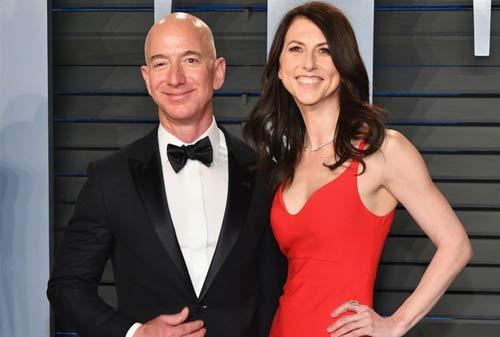 Perceraian Termahal 05 (Jeff Bezos dan MacKenzie) - Finansialku
