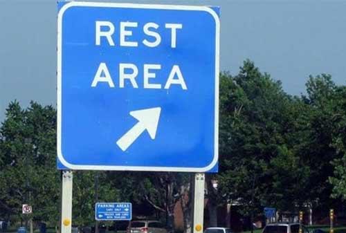 Rest Area di Tol Trans Jawa 01 - Finansialku