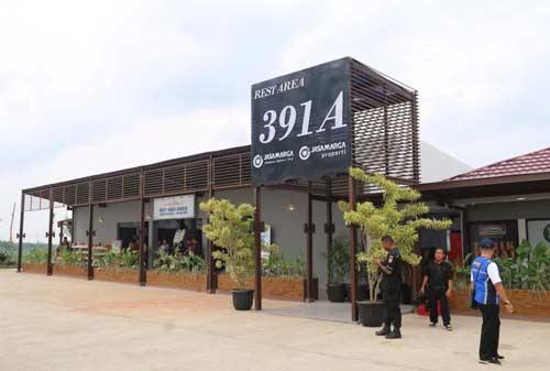 Rest Area di Tol Trans Jawa 03 - Finansialku