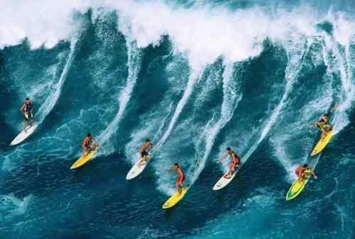 Suka Surfing Kunjungi 5 Tempat Terbaik Berselancar 05 Pangandaran - Finansialku