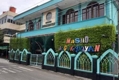 Tempat Wisata Ramadhan 03 (Masjid Jogokariyan) - Finansialku
