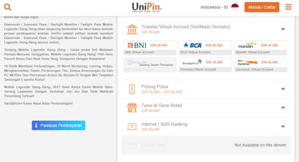 UniPin Begini Cara Beli dan Top Up Voucher Game Online 03 - Finansialku