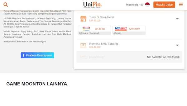 UniPin Begini Cara Beli dan Top Up Voucher Game Online 04 - Finansialku