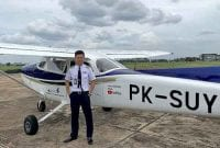 VIRAL! Berapa Harga Pesawat Cessna Milik Pilot Vincent 01 - Finansialku