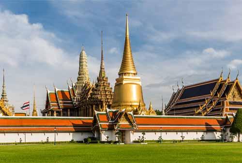 Waisak Berbagai Negara 05 (Thailand) - Finansialku