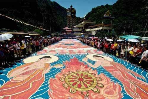 Waisak Berbagai Negara 08 (Tibet) - Finansialku