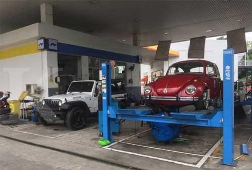Waralaba Bengkel Mobil 02 - Finansialku