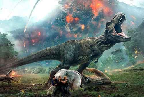 10 Film Franchise Tersukses Dunia Dengan Pendapatan Tinggi 02 Jurassic Park - Finansialku