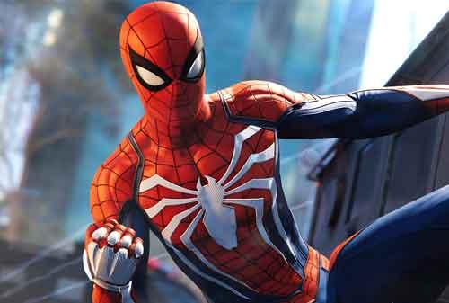 10 Film Franchise Tersukses Dunia Dengan Pendapatan Tinggi 05 Spiderman - Finansialku