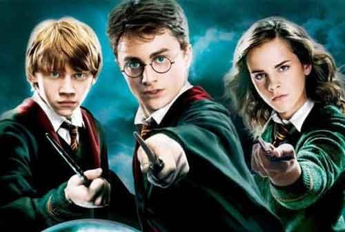 10 Film Franchise Tersukses Dunia Dengan Pendapatan Tinggi 09 Harry Potter - Finansialku