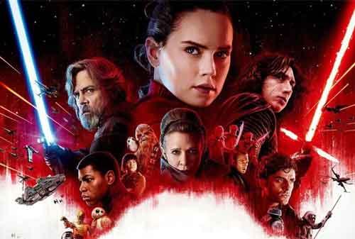 10 Film Franchise Tersukses Dunia Dengan Pendapatan Tinggi 10 Star Wars - Finansialku