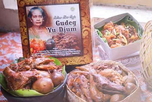 10 Kuliner dan Destinasi Mudik Lebaran di Jogja versi Kementerian Pariwisata 05 Gudeg Yu Djum - Finansialku