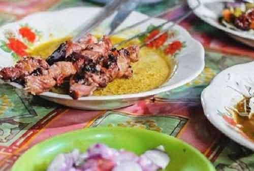 10 Kuliner dan Destinasi Mudik Lebaran di Jogja versi Kementerian Pariwisata 11 Sate Klatak - Finansialku