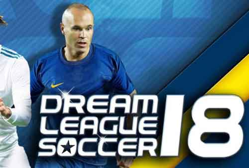 10 Rekomendasi Games Offline Android yang Seru dan Paling Menarik 09 Dream League Soccer 2018 - Finansialku