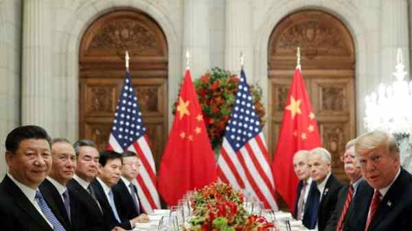 Amerika Serikat Terlibat Perang Dagang Dengan China 02 - Finansialku