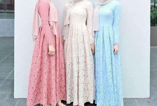 Baju Muslim Terbaru 2019 Cocok Untuk Lebaran 04 - Finansialku