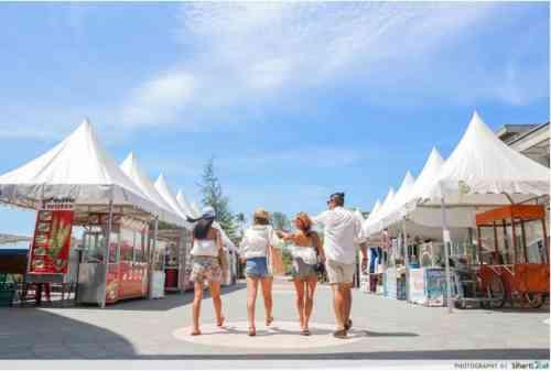Bintan Island 06 The Plaza Lagoi Weekend Bazaar - Finansialku