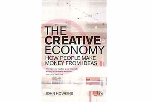 Ekonomi Kreatif Bisa Jadi Pilar Perekonomian Negara 02 - Finansialku