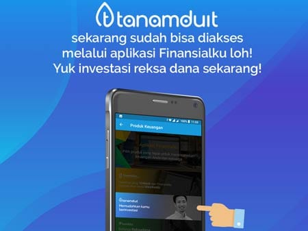 Feature Tanamduit x Finansialku
