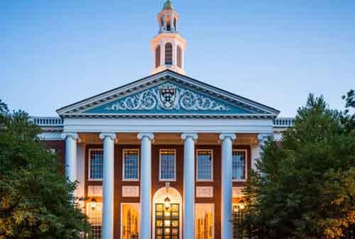 Ingin Kuliah Ala Bos Unicorn Siapkan Kocek Sebanyak Ini 02 Harvard Business School - Finansialku