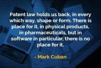 Kata-kata Bijak Mark Cuban Hukum Paten - Finansialku