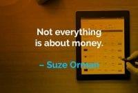 Kata-kata Motivasi Suze Orman Tentang Uang - Finansialku