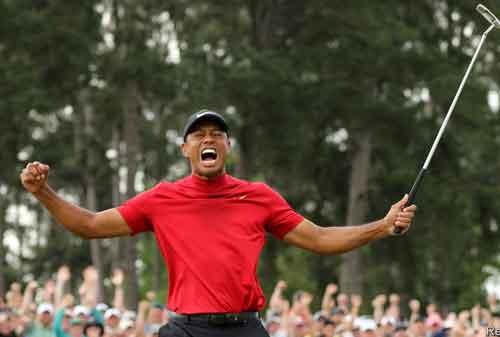 Kisah Sukses Tiger Woods, Pemain Golf Ternama Amerika Serikat 05 - Finansialku