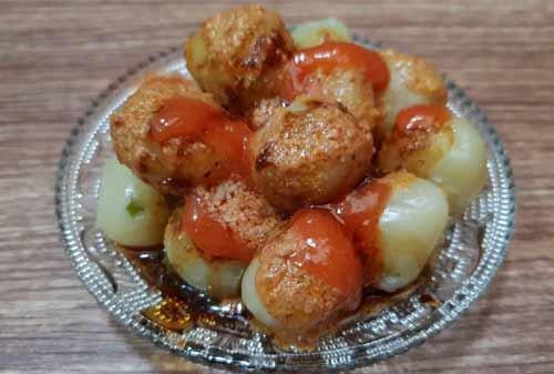 Makanan Enak Bandung 05 (Cilok) - Finansialku