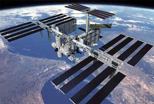 Proyek Termahal di Dunia 04 (ISS (International Space Station)) - Finansialku