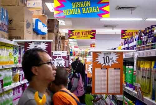 Supermarket Giant Gulung Tikar, Umbar Diskon Hingga 50% 02 - Finansialku