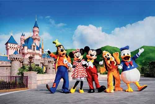 TOP 10 Harga Tiket Taman Hiburan Termahal Di Dunia, Mau Coba 05 - Finansialku