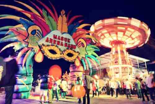 Taman Hiburan 6 Batu Night Spectacular - Finansialku