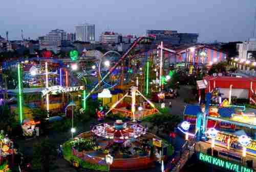 Taman Hiburan 7 Suroboyo Carnival Park - Finansialku