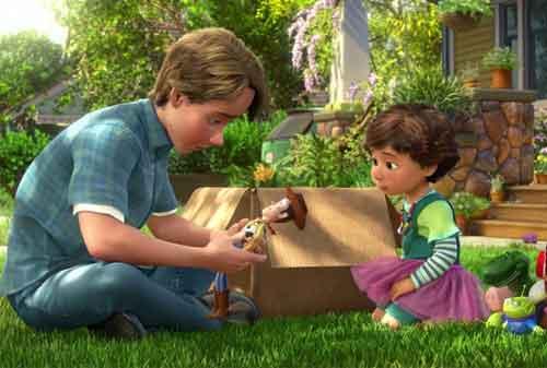 Toy Story 4 Membuat Hati Penonton Meleleh, Inikah Seri Terakhir Sang Koboi 02 - Finansialku