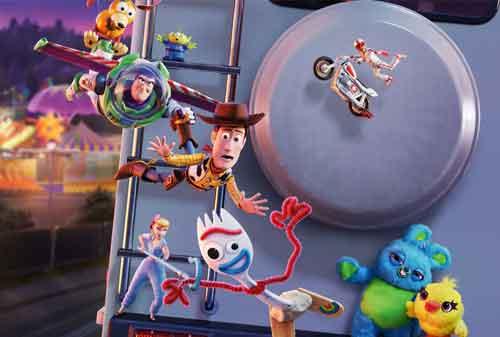 Toy Story 4 Membuat Hati Penonton Meleleh, Inikah Seri Terakhir Sang Koboi 03 - Finansialku