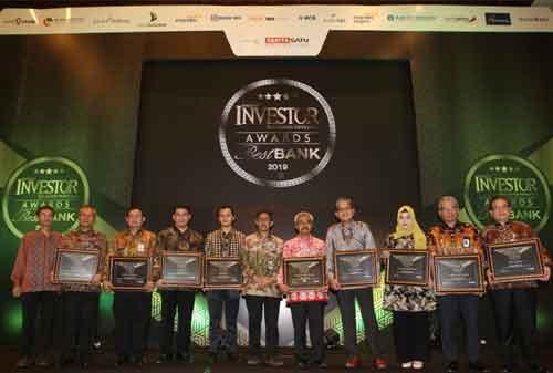 Bank Mega Menduduki Peringkat Pertama Kategori 'Best Bank Buku III' 02 - Finansialku