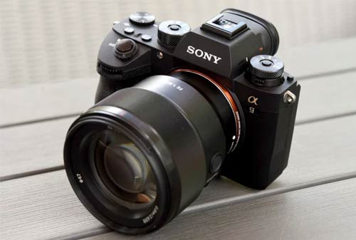 Kamera Termahal Di Dunia 04 (Sony A9 Full Frame Mirrorless) - Finansialku