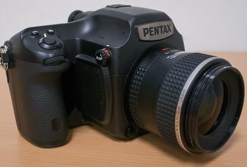 Kamera Termahal Di Dunia 06 (Pentax 645Z Medium Format) - Finansialku