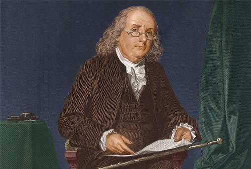 Kata-kata Motivasi Benjamin Franklin 02 - Finansialku