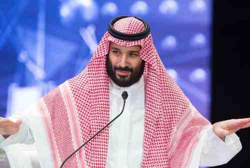 Kata-kata Mutiara Mohammad bin Salman 04 - Finansialku